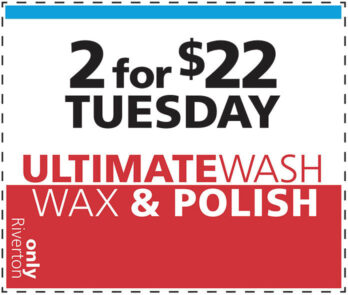2 for $22 Tuesday